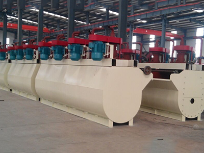 XCF/KYF flotation machine